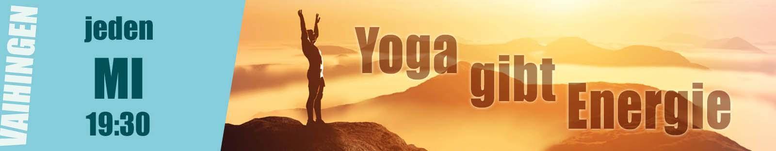 Hatha Yoga 1-2 Vaihingen