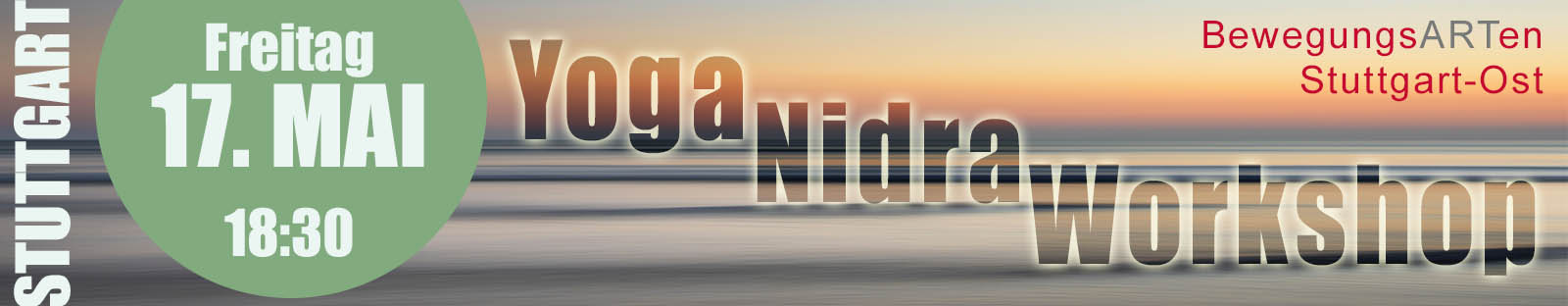 2019 05 17 Yoga Nidra Stuttgart-Ost