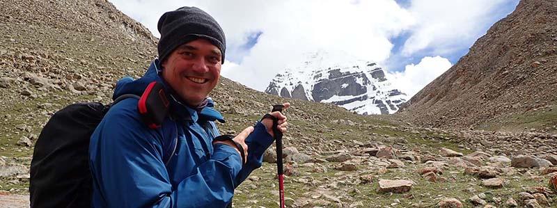 Michael Himalaya Kailash 5300m 2019 Trekking